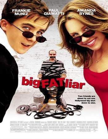 Big Fat Liar 2002 Hindi Dual Audio BRRip Full Movie Download