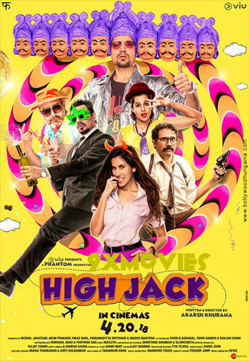 High Jack 2018 Hindi Movie Download