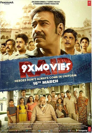 Raid 2018 Hindi Movie Download