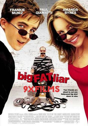 Big Fat Liar 2002 Dual Audio Hindi Full Movie Download
