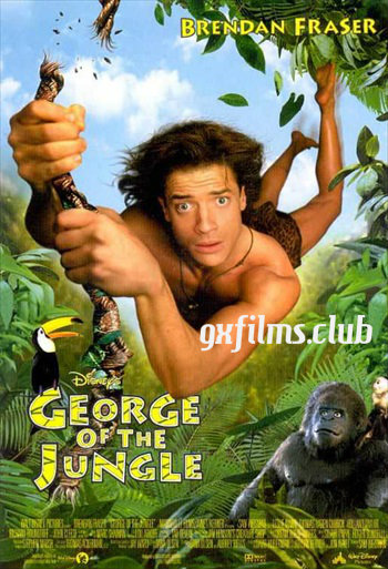 George of The Jungle 1997 Dual Audio Hindi Full Movie Download