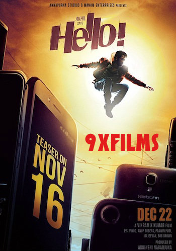 Hello 2017 Hindi Dubbed Full Movie Download