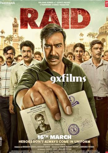 Raid 2018 Hindi Full Movie Download