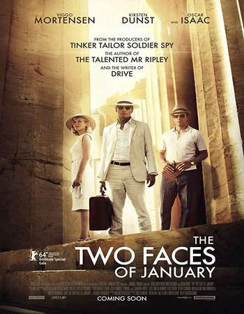 The Two Faces of January 2014 Hindi Dual Audio 300MB BluRay Download