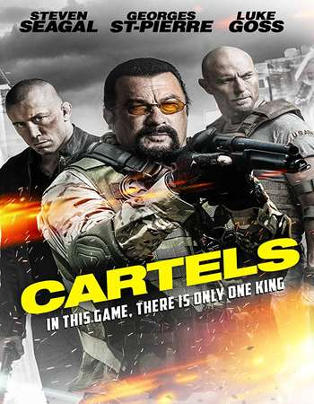 Cartels (2017) Dual Audio 720p Hindi BluRay 900MB ESubs