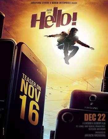Hello 2017 UNCUT Hindi Dual Audio HDRip Full Movie Download