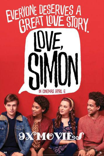 Love Simon 2018 English 720p WEB-DL 900MB ESubs