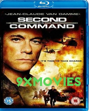 Second in Command 2006 Dual Audio Hindi 720p BluRay 1GB