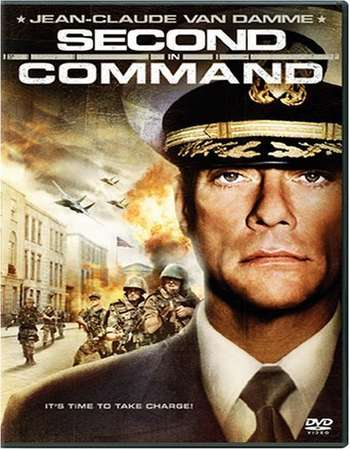 Second in Command 2006 Hindi Dual Audio BRRip Full Movie Download