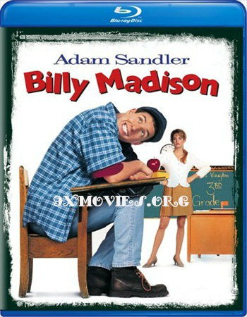 Billy Madison 1995 Dual Audio Hindi 720p BluRay 850mb