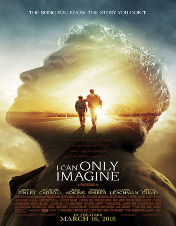 I Can Only Imagine 2018 English 300MB BRRip 480p ESubs