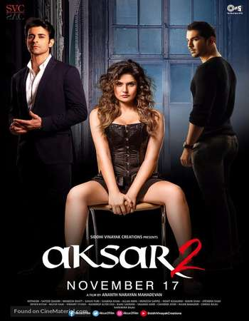 Aksar 2 2017 Hindi 150MB DTHRip HEVC Mobile