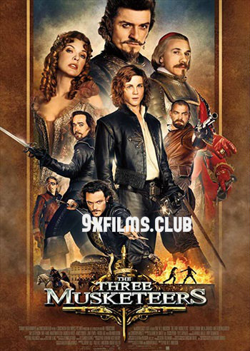 The Three Musketeers 2011 Dual Audio Hindi Full Movie Download