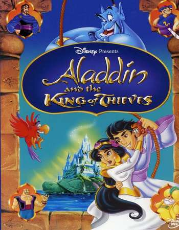 Aladdin and the King of Thieves 1996 Hindi Dual Audio BRRip Full Movie Download