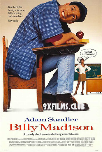Billy Madison 1995 Dual Audio Hindi Full Movie Download