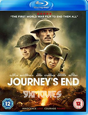 Journeys End 2017 English 720p BRRip 999MB ESubs