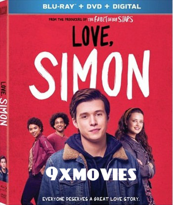 Love Simon 2018 English 720p BRRip 999MB ESubs