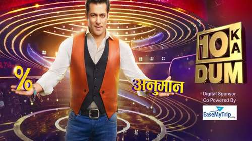Dus Ka Dum 19th August 2018 300MB HDTV 480p x264