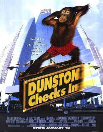 Dunston Checks In 1996 Hindi Dual Audio HDTV Full Movie Download