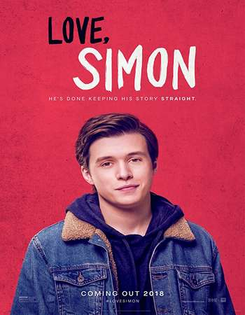 Love Simon 2018 Dual Audio 720p BluRay ORG [Hindi - English] ESubs