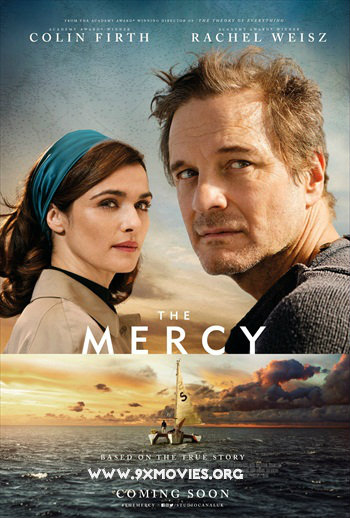 The Mercy 2018 English 720p BRRip 900MB ESubs
