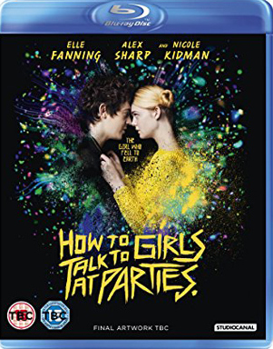 How to Talk to Girls at Parties 2017 English 720p BRRip 950MB ESubs