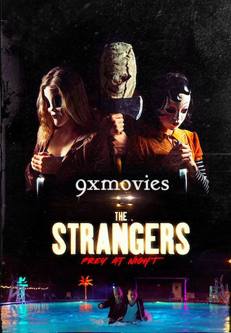 The Strangers Prey at Night 2018 English 720p BRRip 800MB ESubs