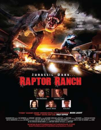 Raptor Ranch 2013 Hindi Dual Audio BRRip Full Movie Download