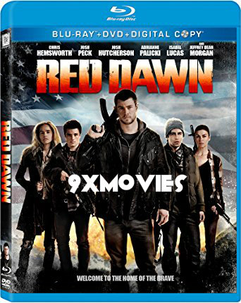 Free Download Red Dawn 2012 Dual Audio Hindi 720p BluRay 850mb