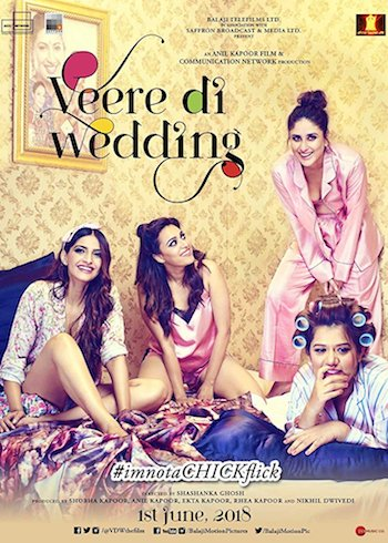 Veere Di Wedding 2018 Hindi 300mb Movie Download
