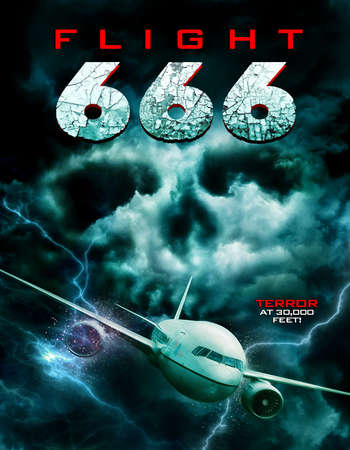 Flight 666 2018 English 250MB Web-DL 480p x264 Free Download ESubs