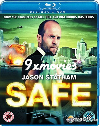 Safe 2012 Dual Audio Hindi Bluray Movie Download