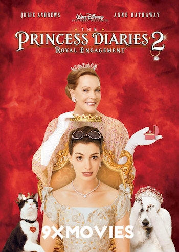 The Princess Diaries 2 Royal Engagement 2004 Dual Audio Hindi Bluray Movie Download