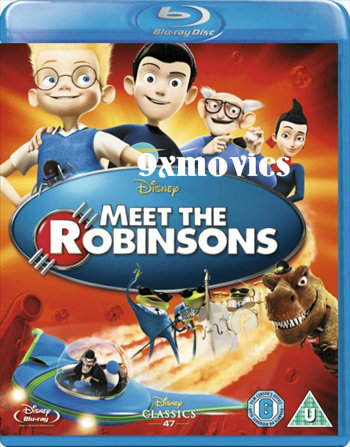 Meet the Robinsons 2007 Dual Audio Hindi Bluray Movie Download