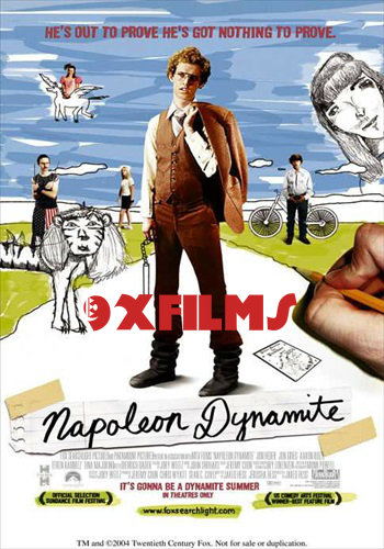 Napoleon Dynamite 2004 Dual Audio Hindi Full Movie Download