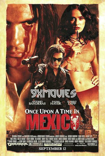 Once Upon a Time in Mexico 2003 Dual Audio Hindi Bluray Movie Download