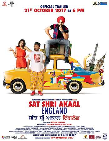 Sat Shri Akaal England 2017 Full Punjabi Movie Download