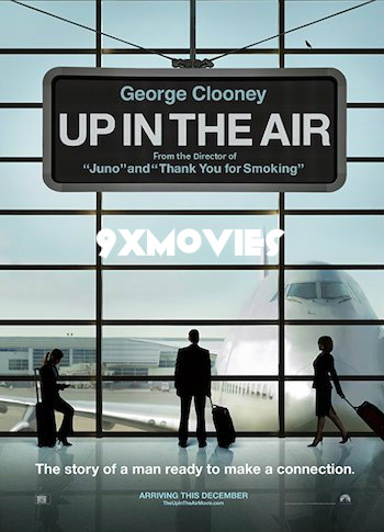 Up In The Air 2009 English 1GB ESubs  BRRip 720p
