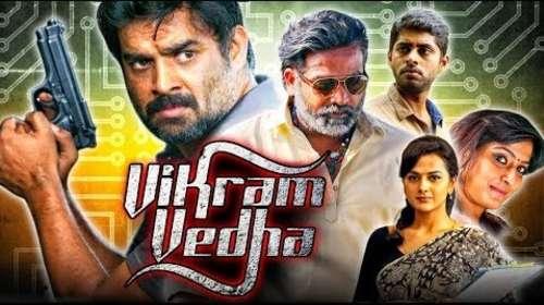 Vikram Vedha 2018 Hindi Dubbed Full Movie Download