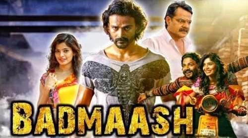 Badmaash 2018 Hindi Dubbed Full Movie Download HDRip