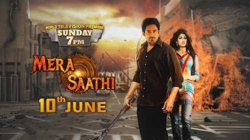 Mera Saathi 2018 Hindi Dubbed 700MB DTHRip x264
