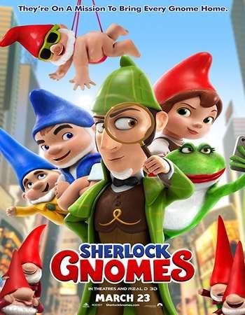 Sherlock Gnomes 2018 English 720p BRRip 650MB ESubs