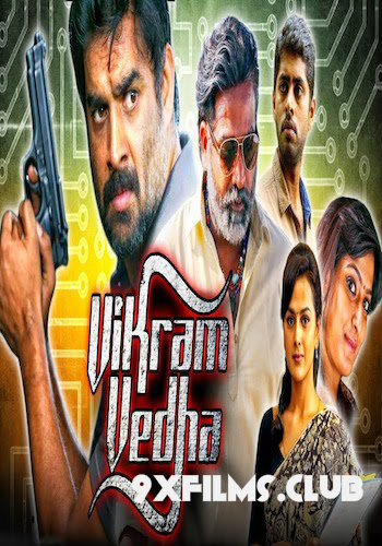 Vikram Vedha 2018 Hindi Dubbed Movie Download