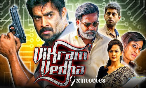 Vikram Vedha 2018 Hindi Dubbed 720p HDRip 950mb