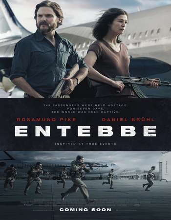 7 Days in Entebbe 2018 Full English Movie Download