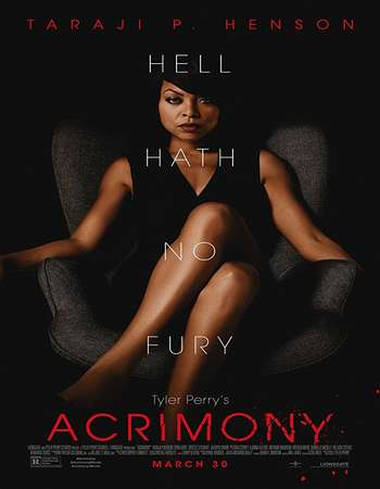 Acrimony 2018 Full English Movie Download