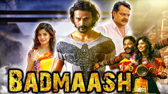 Badmaash 2018 Hindi Dubbed 720p HDRip 900mb
