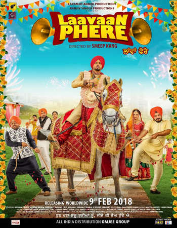 Laavaan Phere 2018 Full Punjabi Movie 480p Download