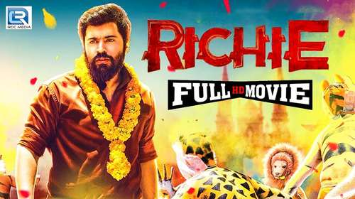 Poster Of Richie Full Movie in Hindi HD Free download Watch Online 720P HD