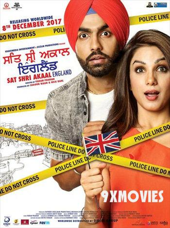 Sat Shri Akaal England 2017 Punjabi 720p WEB-DL 1.1GB